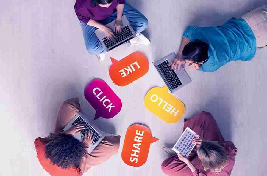 Wie Unternehmen mit SocialMedia überleben können